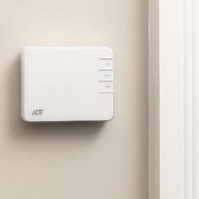 Ithaca smart thermostat adt